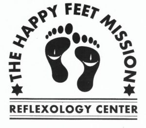 Happy Feet Mission Logo